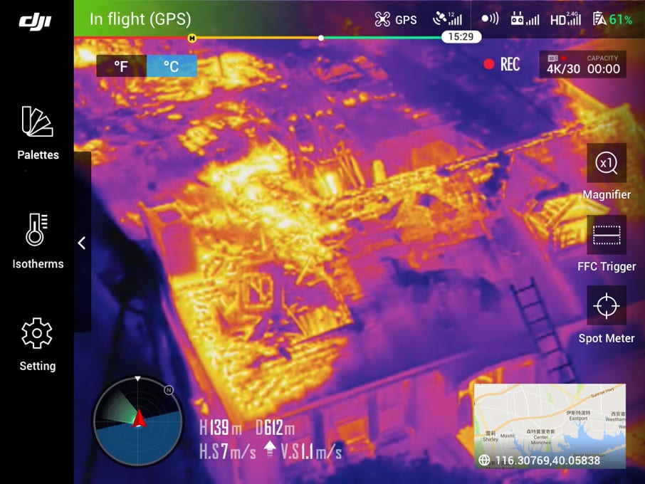 Thermal Solutions – Enterprise Drone Solutions